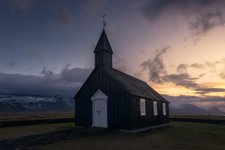 black church budir snaefellsnes things to do in iceland