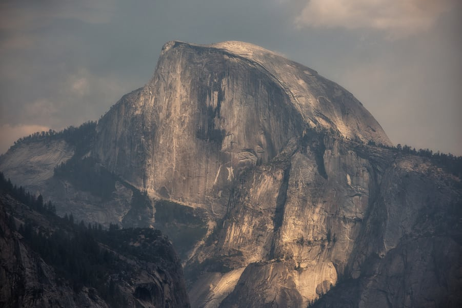 "thundering half dome - <a href=""https://capturetheatlas.com/visit-yosemite-national-park/"">Yosemite National Park.</a> <a href=""https://capturetheatlas.com/10-day-west-coast-usa-trip/"">United States.</a>"
