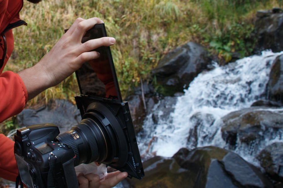 ND Filters for long exposure photography