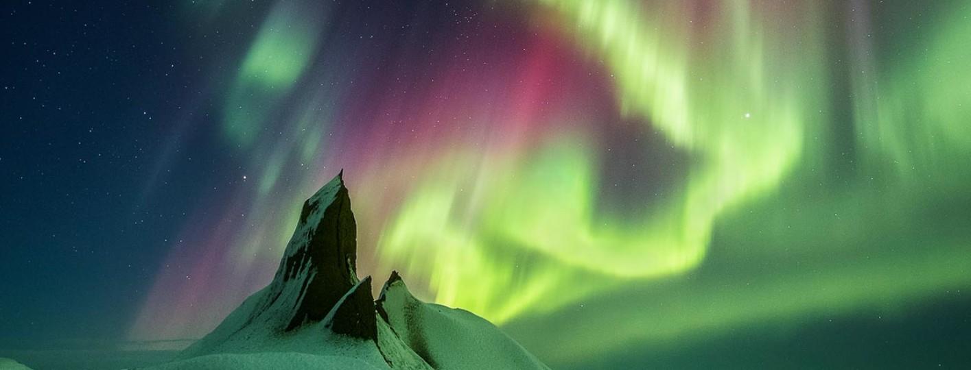 mejores imagenes de auroras boreales