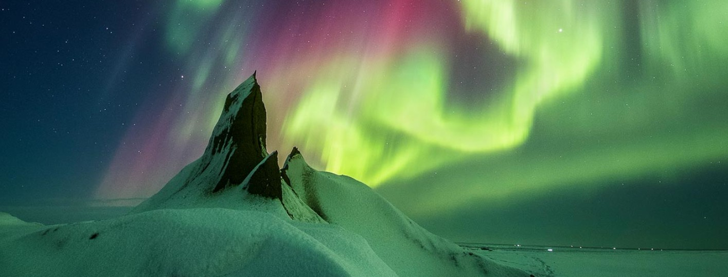 best northern lights photographs