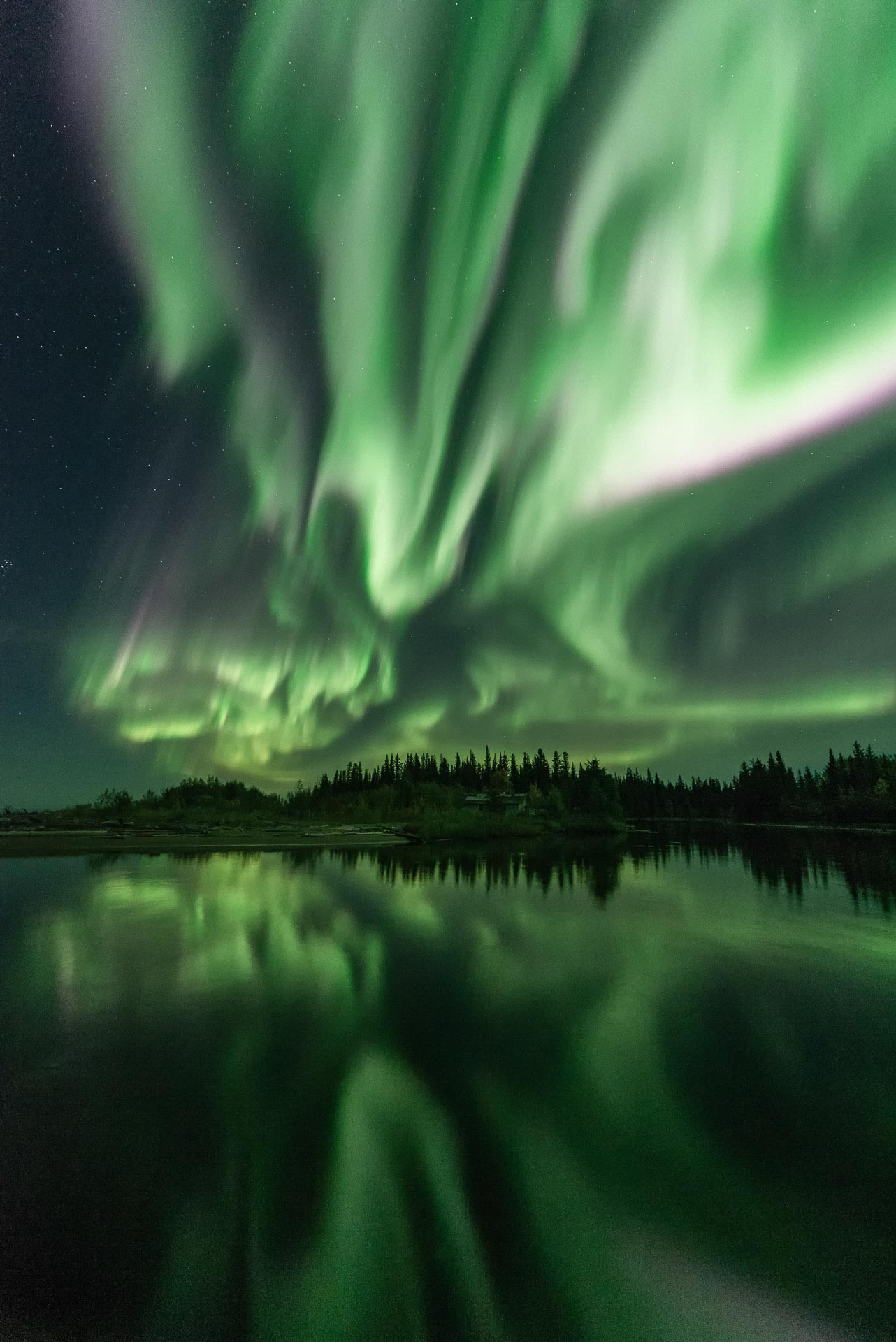 Northern Lights Canada Northwest Territories
