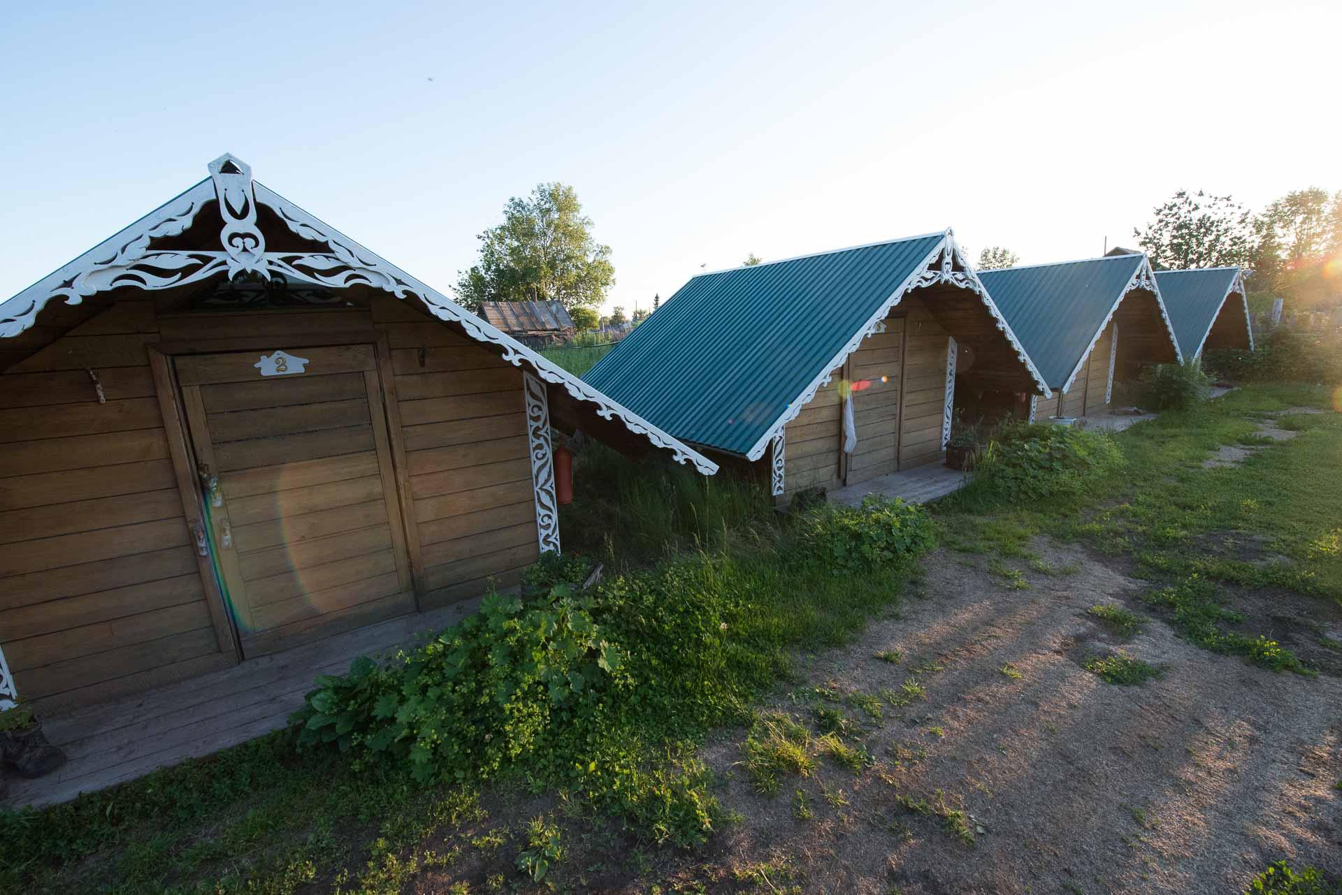 hoteles en kamchatka Kozyrevsk alojamientos