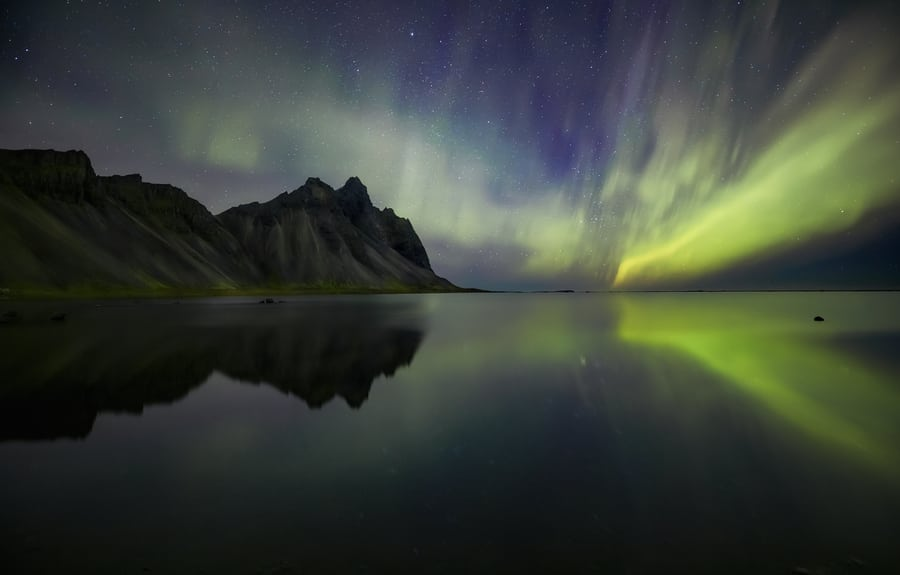 Best Time And Places To See The Northern Lights In Iceland