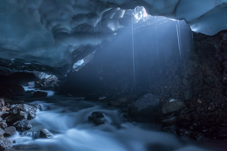 mejores cuevas de hielo de kamchatka precios