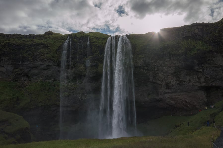 best waterfalls in iceland Seljalandsfoss things to do