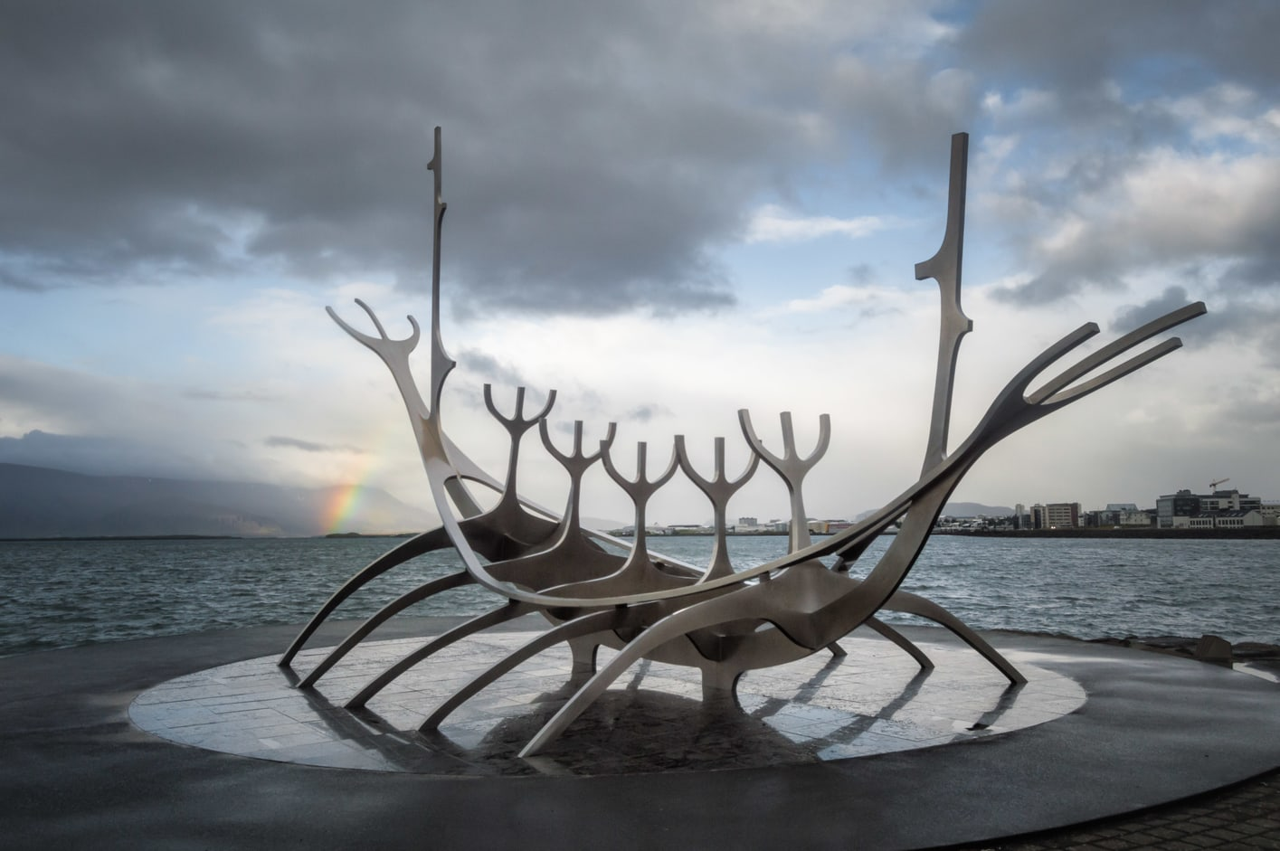 The Sun Voyager, an important thing to visit in Reykjavík