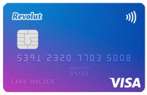 Cambio de moneda tarjetas sin comisiones en el extranjero revolut