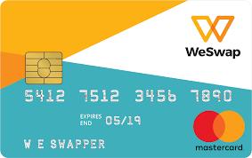 tarjeta que usar para pagar en el extranjero weswap