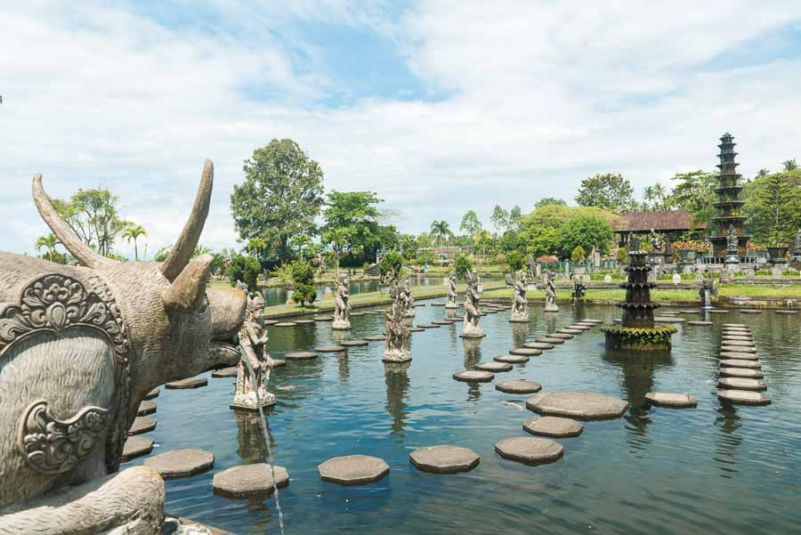 Tirta Gangga Bali best places to see in bali