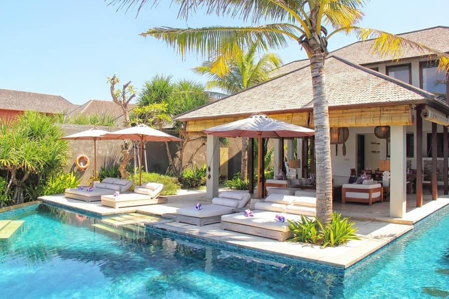 anapuri villas cheap villas in Bali to rent