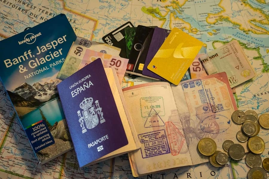 Tarjeta para viajar al extranjero sin comisiones