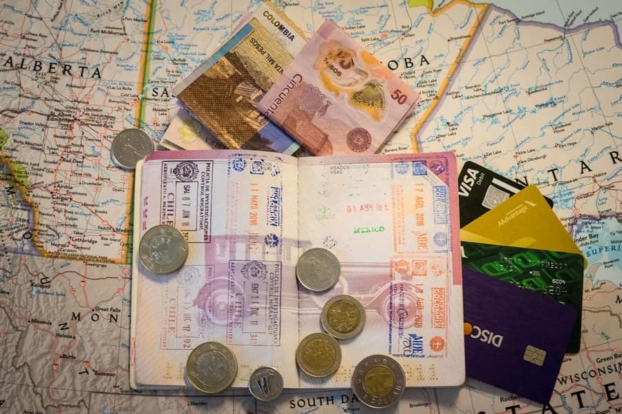Tarjeta para pagar en el extranjero