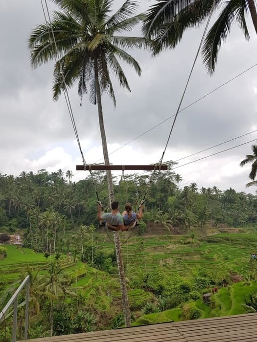swing in bali the best thing to do in ubud
