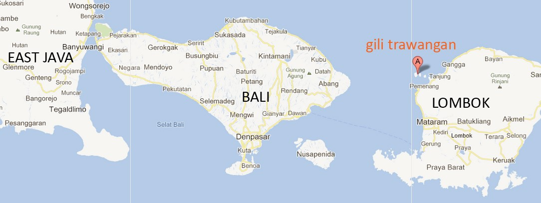 Carte Europe Bali.7 Bali Maps Bali On A Map By Regions Tourist Map And More