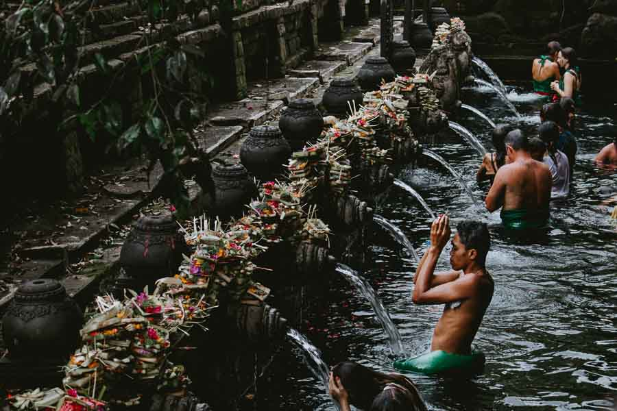 tourist spots to visit in Bali