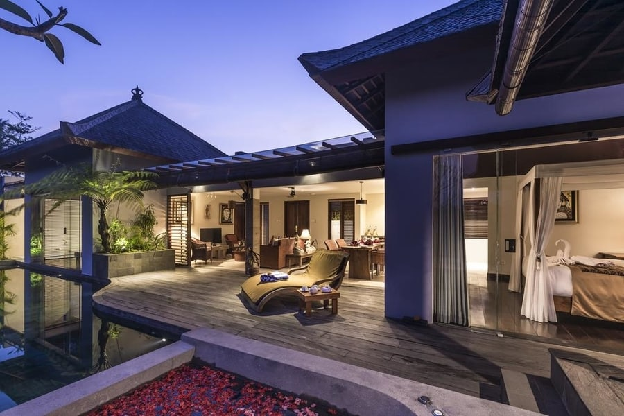 ayuterra resort best villas for honeymoon in bali