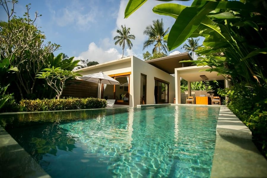 recomendación de villas en bali senetan villas and spa resort