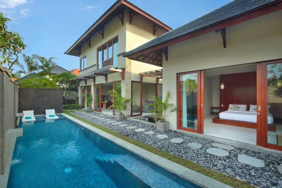 Best bali accommodation with private pool