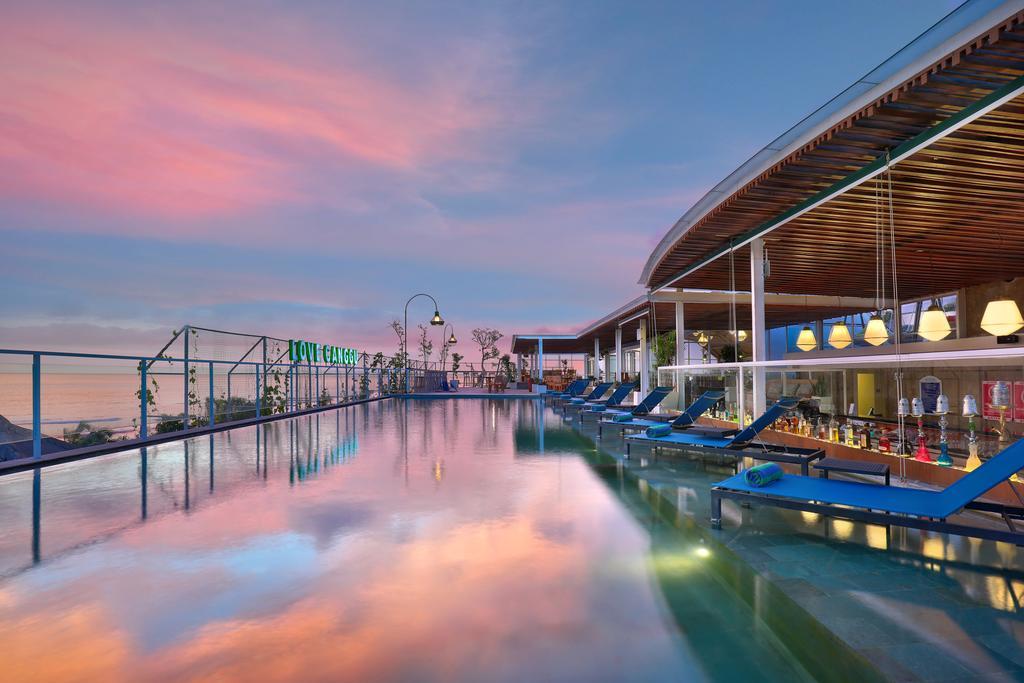 Resort de playa de 5 estrellas en Bali