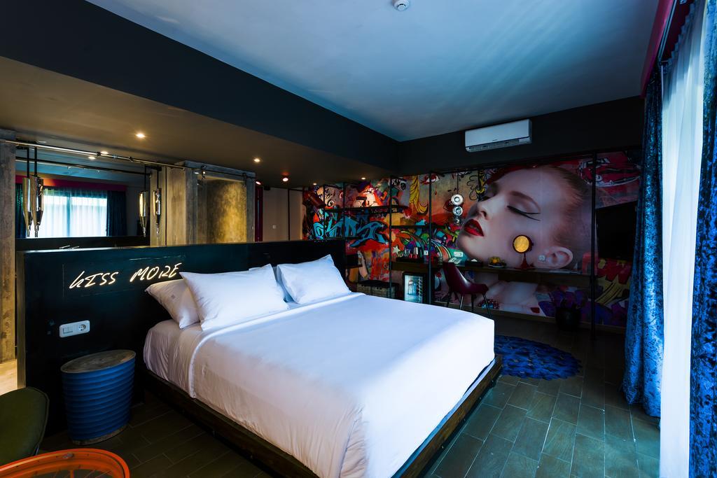 Es uno de los mejores hoteles para lunas de miel en Bali