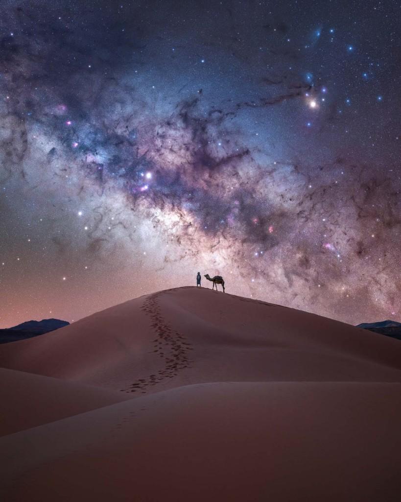 «La noche de los camellos» – Olli Sorvari