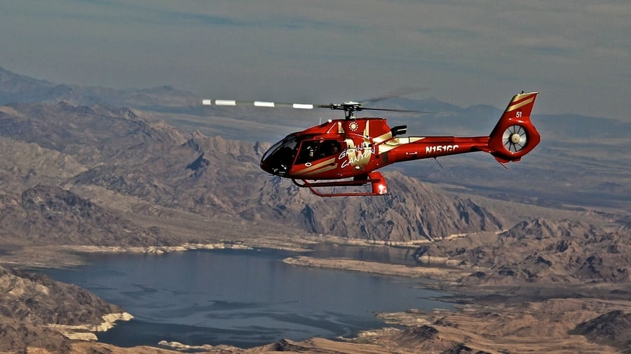 Best Grand Canyon Helicopter Tours from Las Vegas Golden Eagle