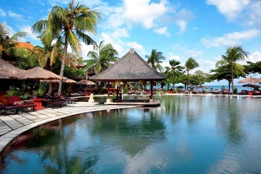 keraton jimbaran hoteles más románticos en Bali