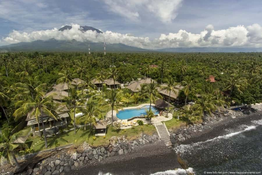 Luxury accommodation in Bali best areas