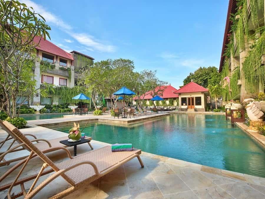 Donde dormir en Bali The Grand Bali Nusa Dua