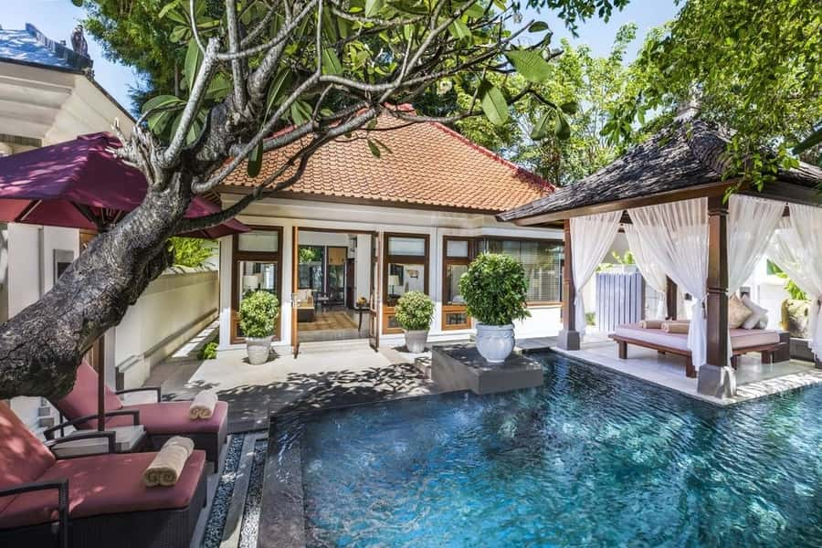 Where to stay in Bali The Laguna
