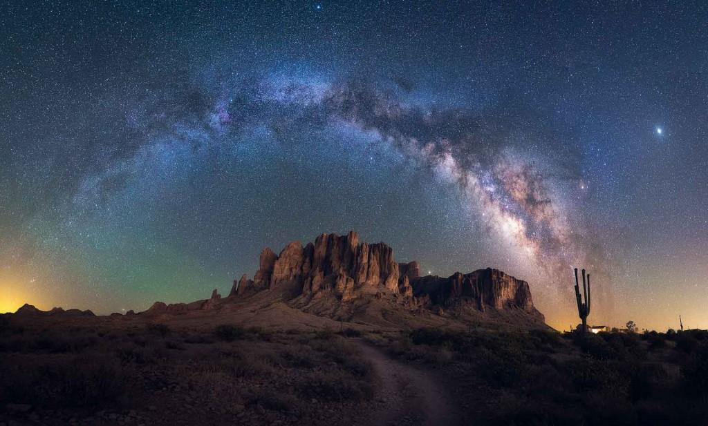"""Road to the Galaxy"" – Arpan Das"