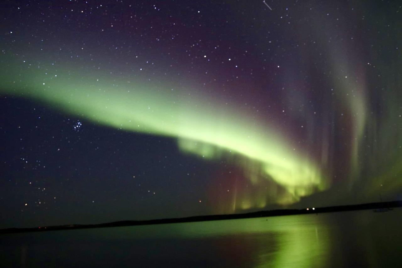 how to see northern lights in canada