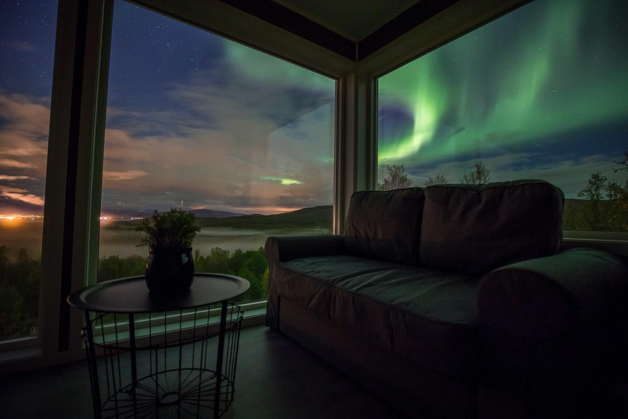 Best Northern lights hotel observatory in Norway