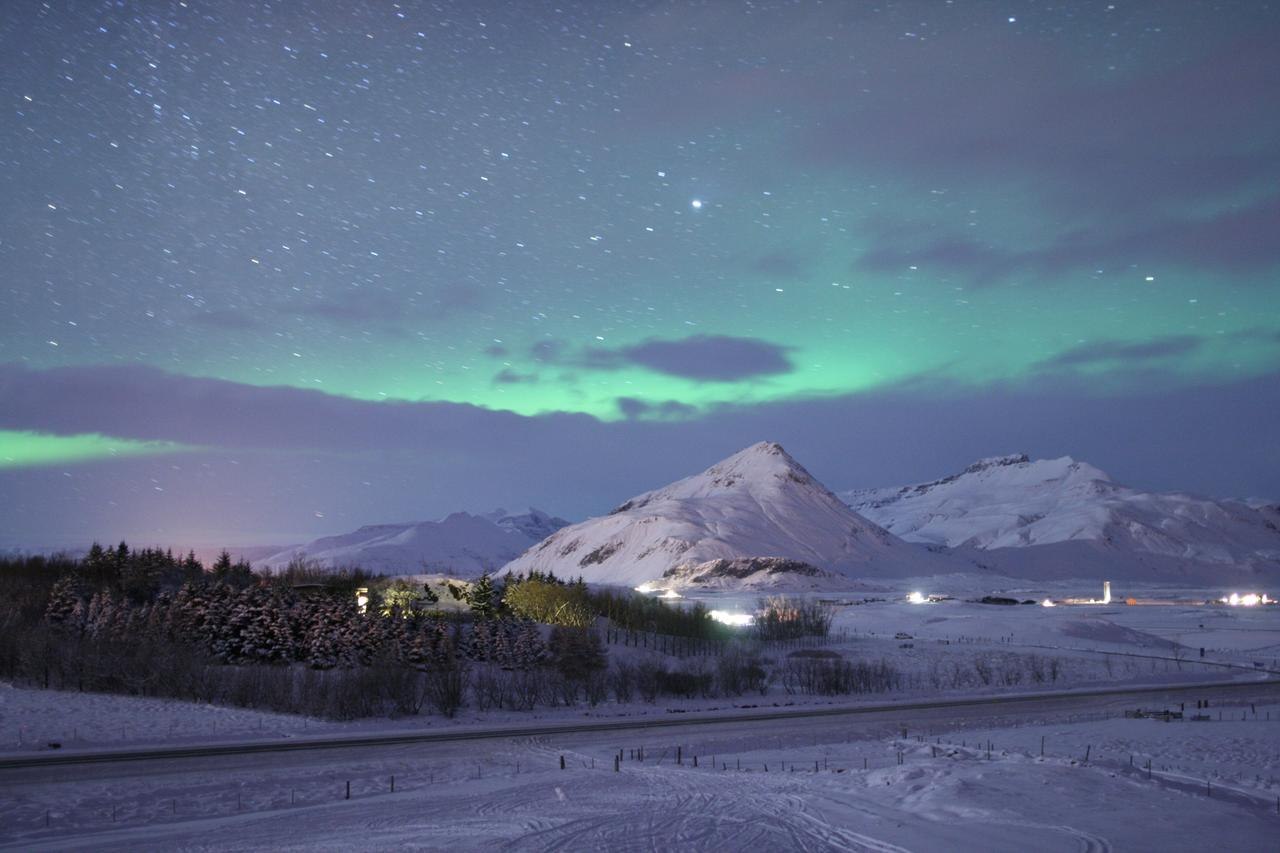 Best accommodation to see the Northern lights in Iceland