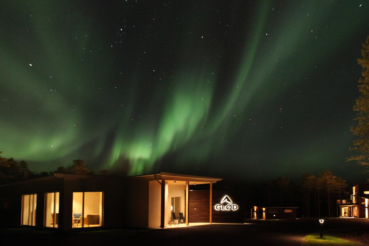 best Northern lights lodge in Norway Alta