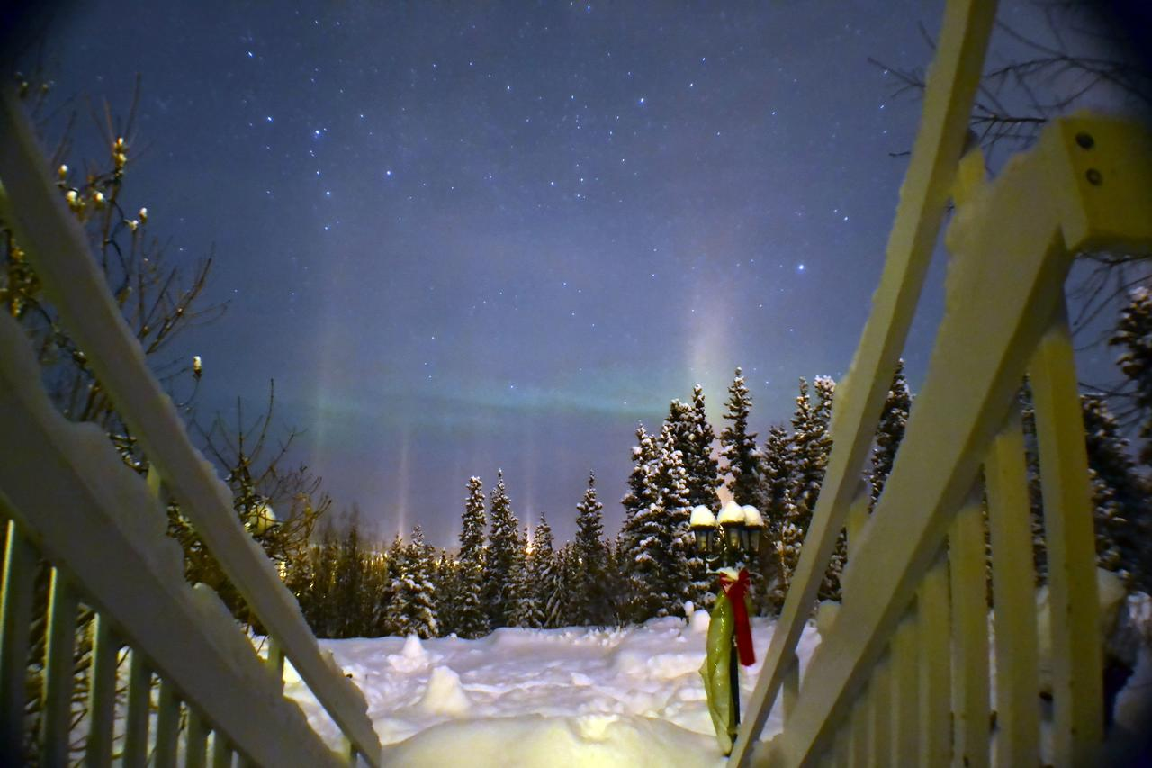 how to see northern lights in quebec