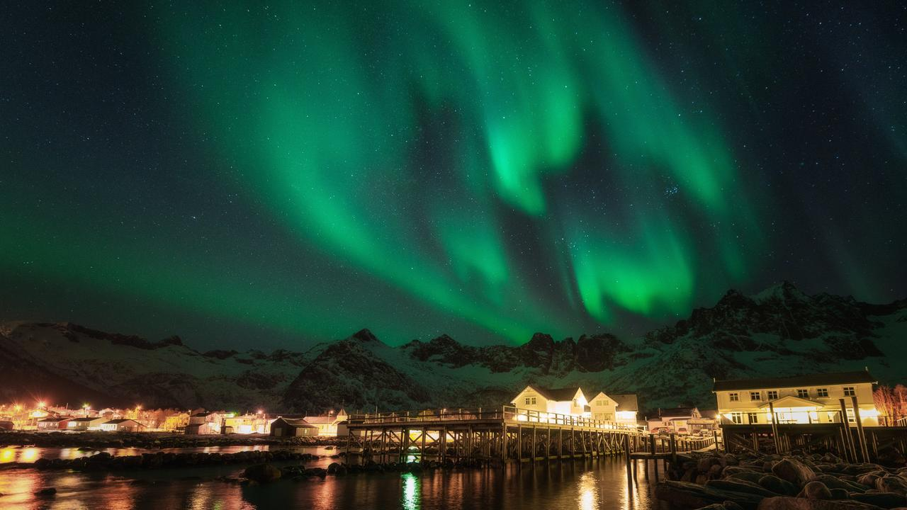 Best Northern lights solarium Norway