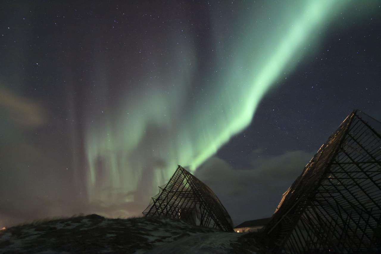 Best northern lights lodge apartments in Norway