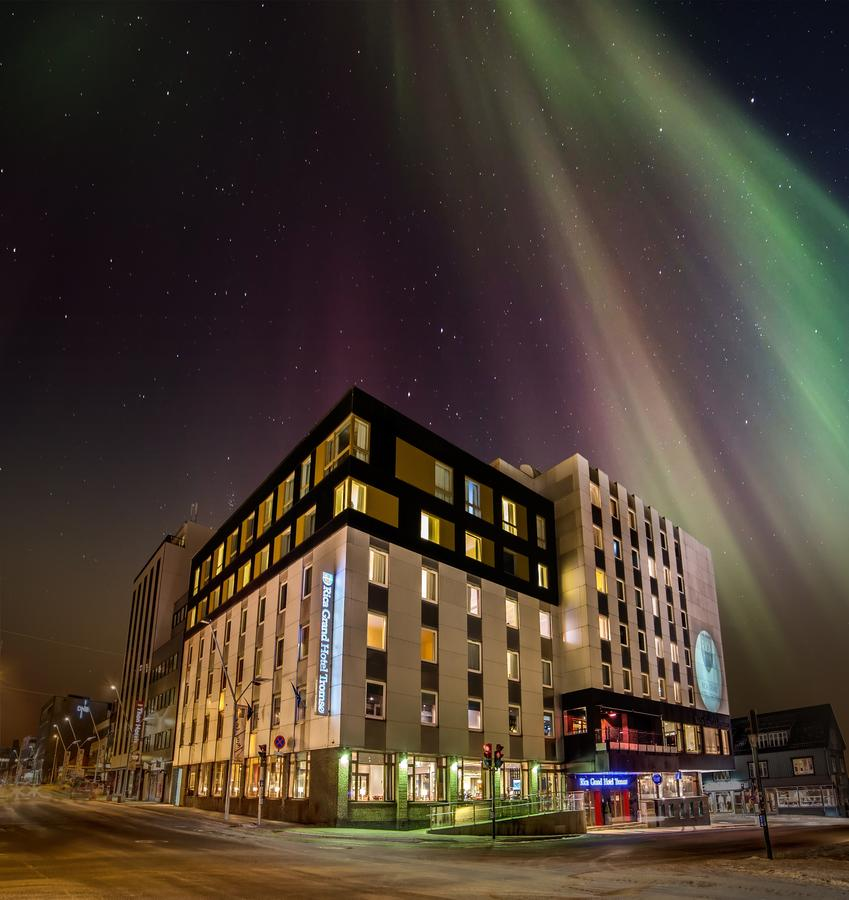 scandic grand tromso best northern lights tours hotel in Norway