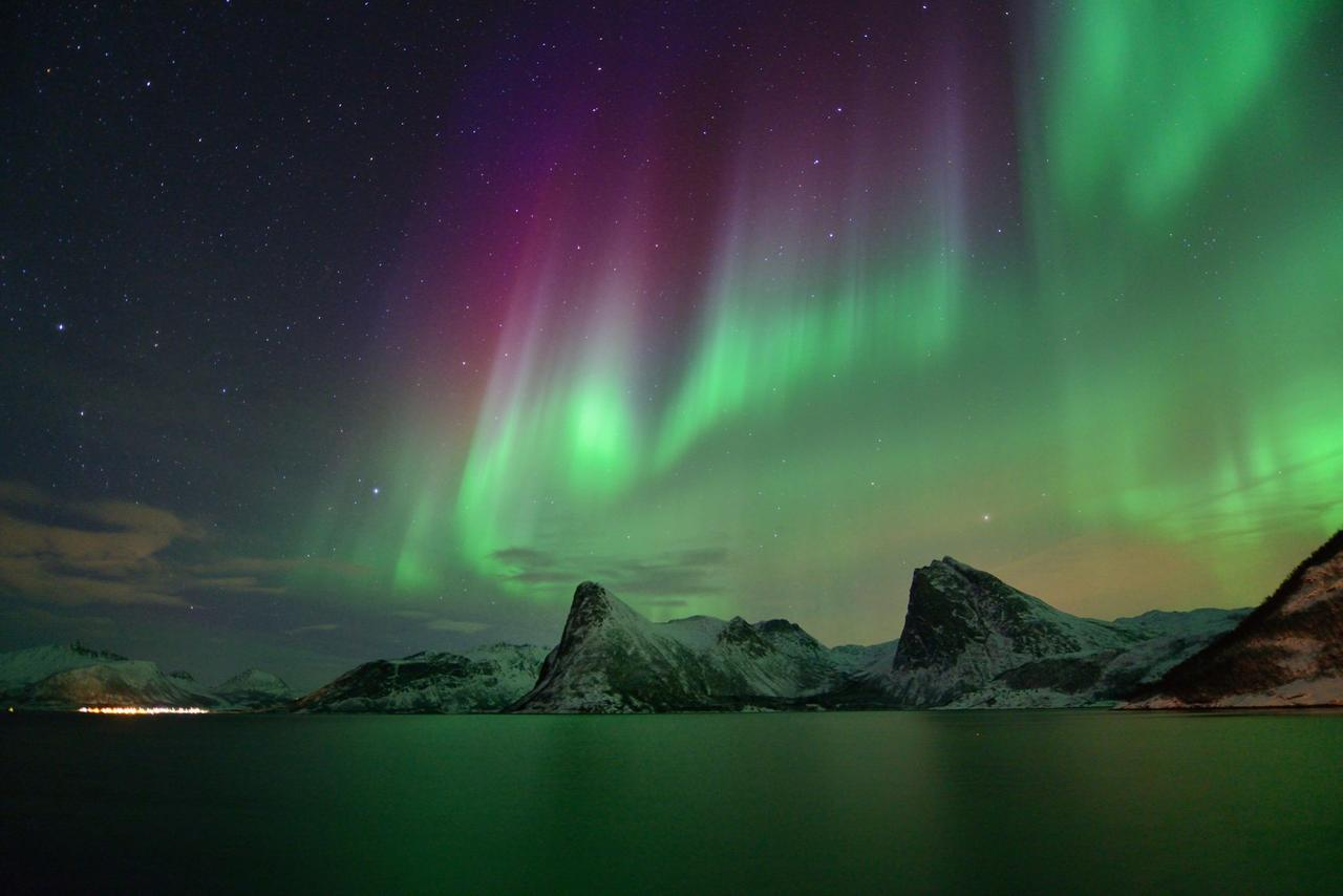 best northern lights display