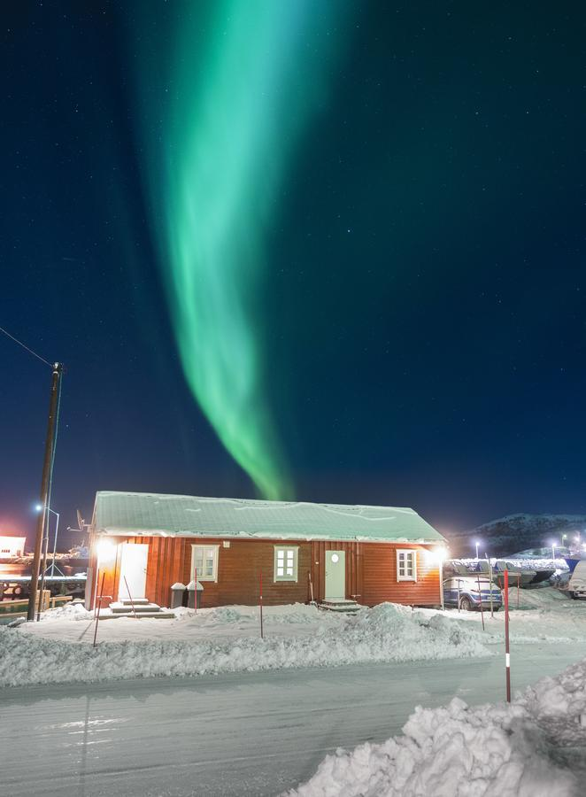 Best Aurora Borealis accommodation Norway Senja