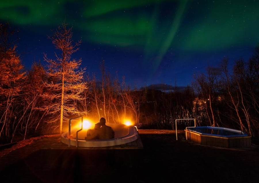 best hotel to see northern lights in iceland accommodation