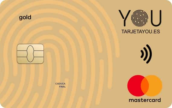 Tarjeta you sin comisiones advanzia mastercard