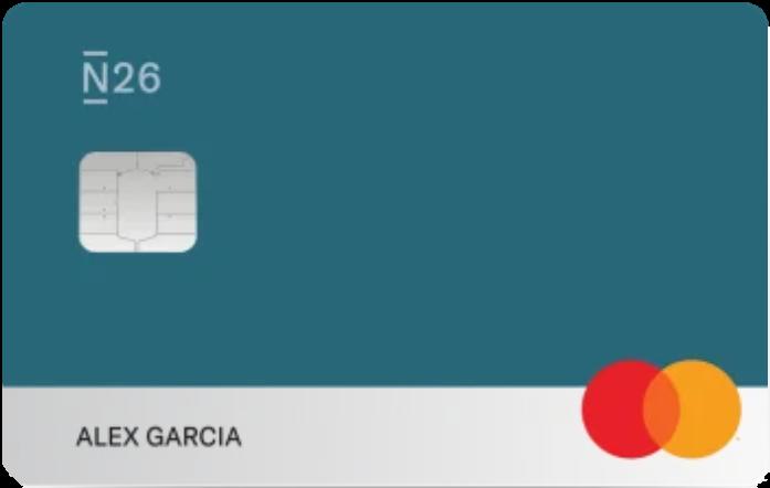 nueva tarjeta n26 you ventajas