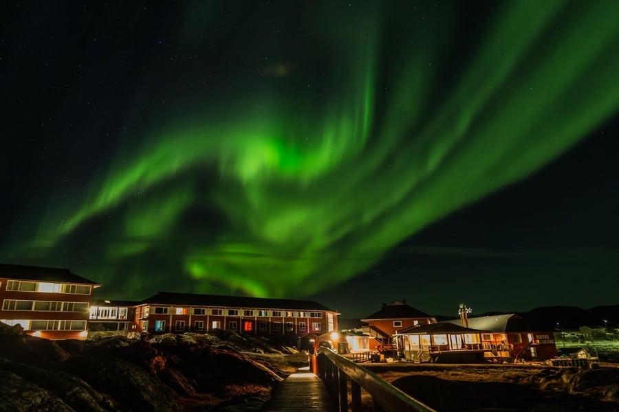 Mejores sitios en Europa para ver auroras boreales