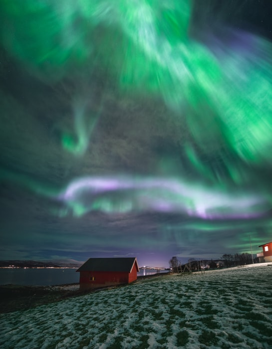 See Northern Lights in Tromso, Norway