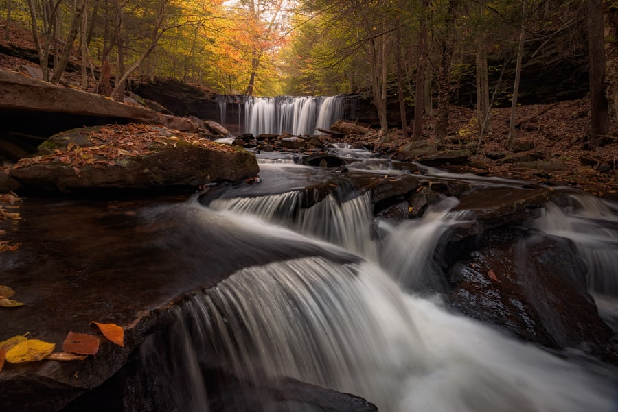 Best places to photograph the fall in Pennsylvania