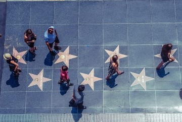 where to stay in los angeles hollywood walk of fame