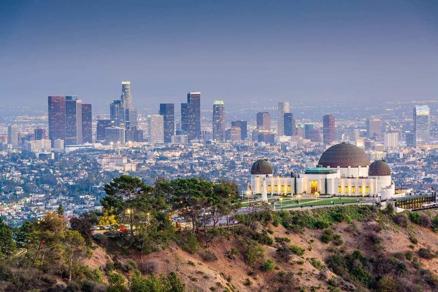 Griffith Observatory, a place you must visit in Los Angeles for stargazing